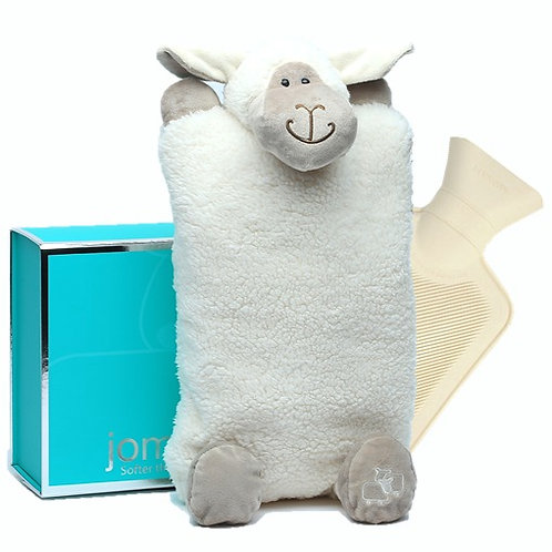 Sheep Cover & Hot Water Bottle in Magnetic Box