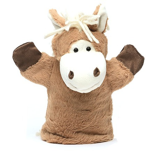 Pony Hand Puppet