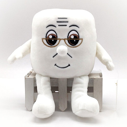 "Soft Toy ""Grandpa Andy"" Toilet Roll"