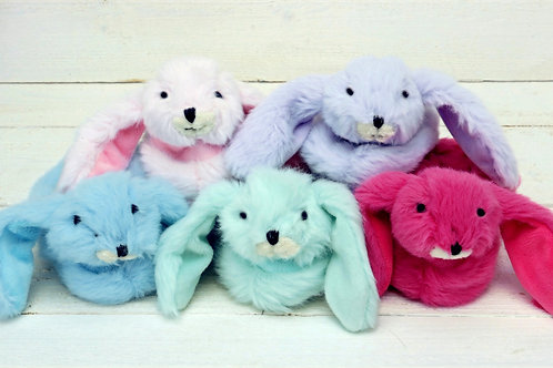 Colourful Bunny Baby Slippers