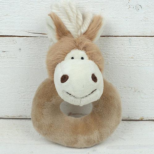 Haffie Pony Rattle