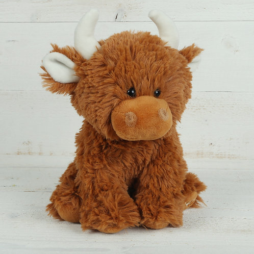 Small Highland Coo