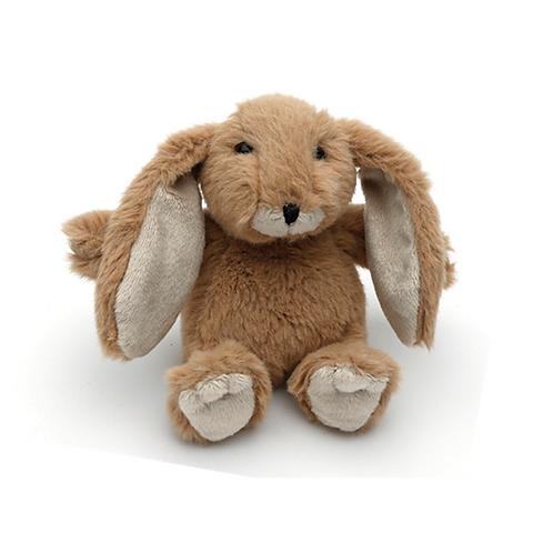 Mini Snuggly Bunny Brown