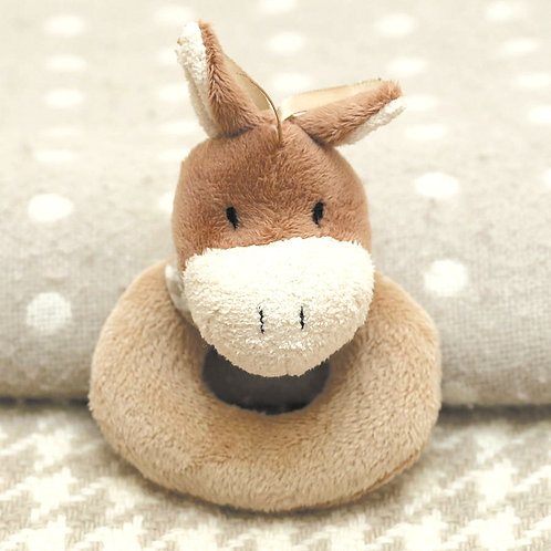 Cheeky Pony Baby Rattle