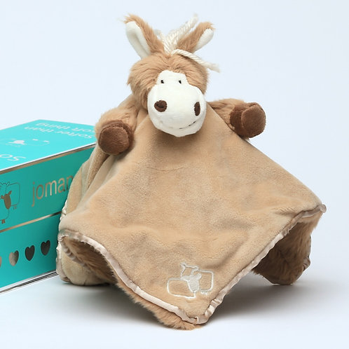 Haffie Pony Soother/Finger Puppet