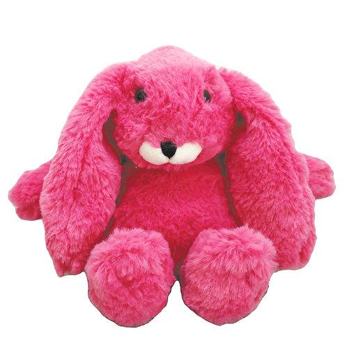 Mini Snuggly Bunny Fuchsia Pink