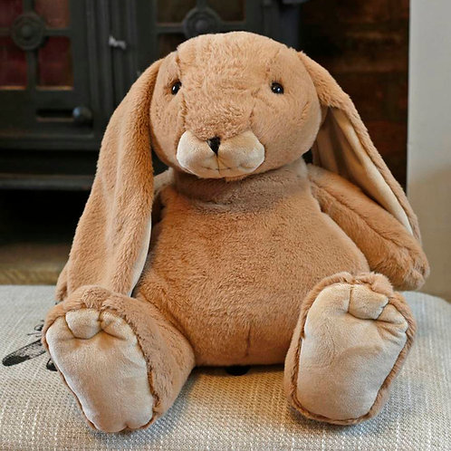 Large Bunny Brown