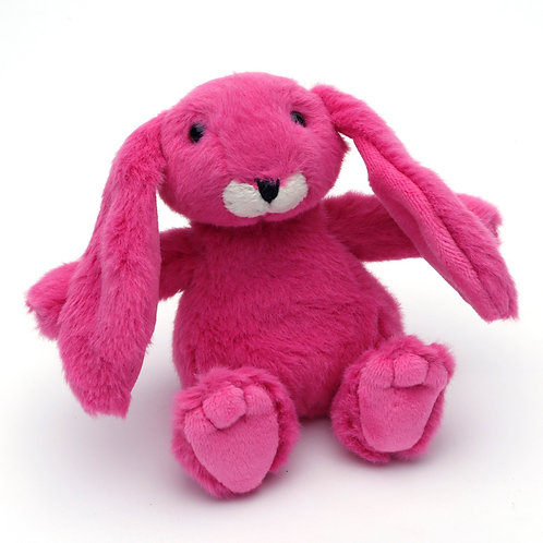 Small Snuggly Bunny Pink