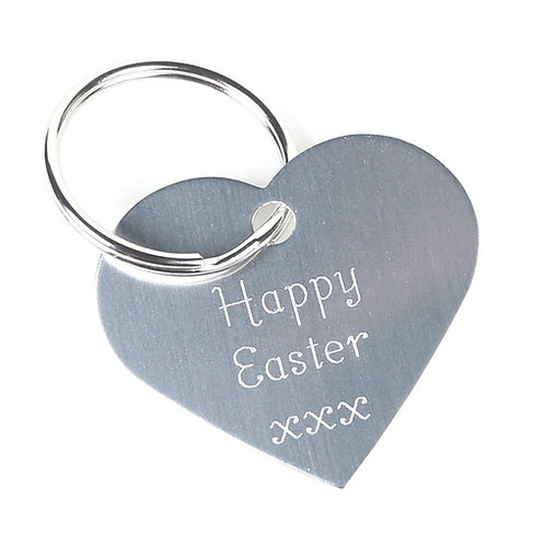 Happy Easter Keyring