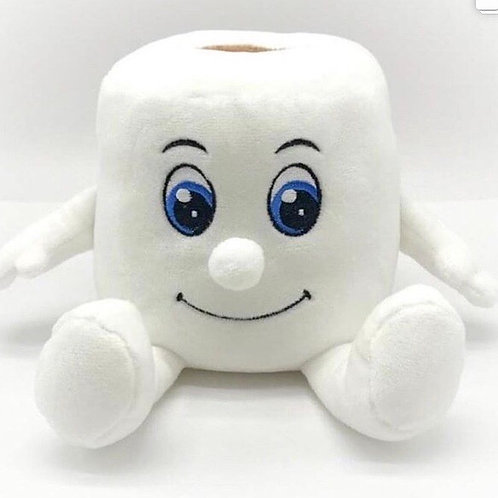 Personalised Soft Toy Toilet Roll