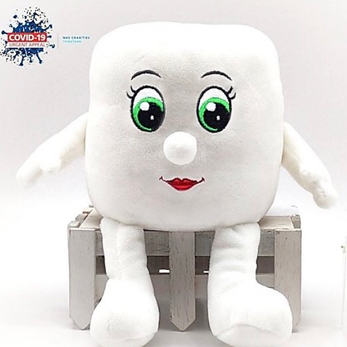 "Soft Toy ""Mandy"" Toilet Roll In aid of the NHS Charities Together COVID-19 Urgen"