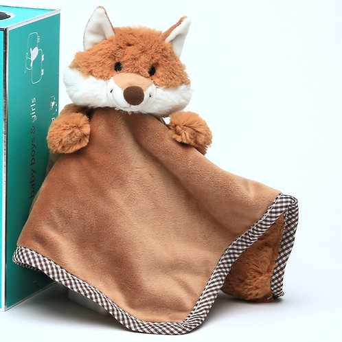 Fox Soother/Finger Puppet