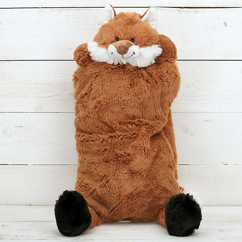 Fox Cover & Hot Water Bottle
