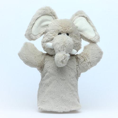 Elephant Hand Puppet - 23cm