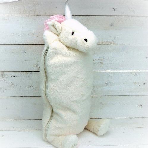 Unicorn Hot Water Bottle/Pyjama Case