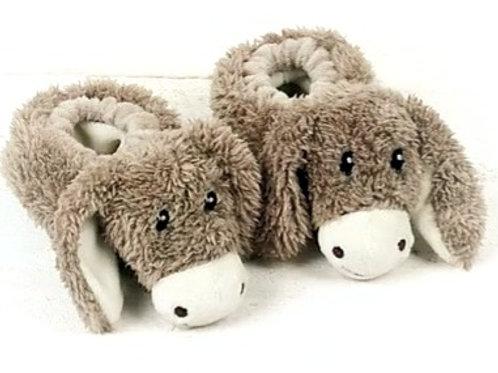 Donkey Baby Slippers