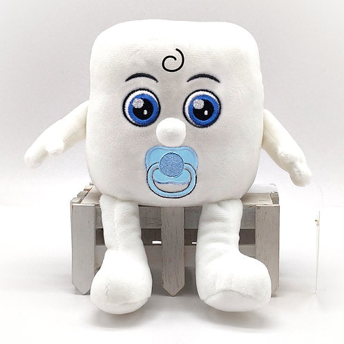 "Soft Toy ""Baby Andy"" Toilet Roll"