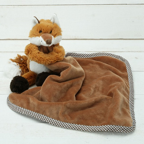 Fox Toy Soother