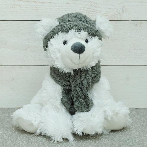 Sitting Polar Bear