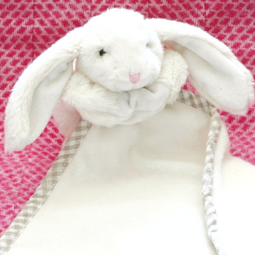 Bunny Toy Soother Cream