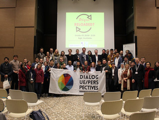 Interfaith workshop at Dialogperspektiven Stockholm