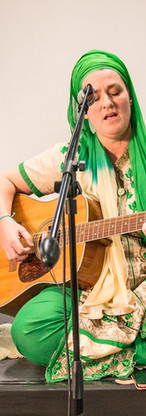 Siri Sadhana Kaur & Aloka