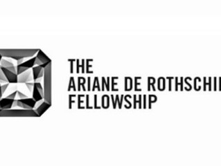 Ariane de Rothschild Fellowship 2014 selects festival founder Anja Fahlenkamp as one of 25 fellows