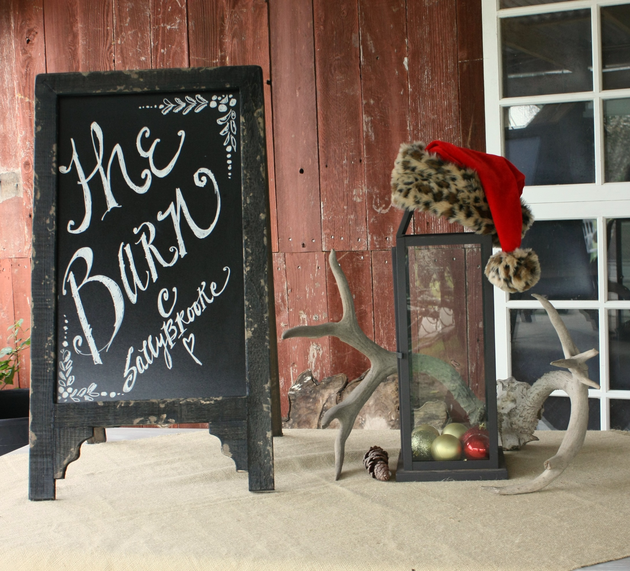 Welcome to the Barn!