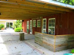 Barn Terrace