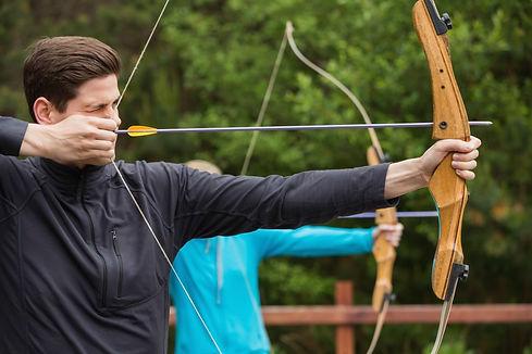 Archery Hire Corporate wedding