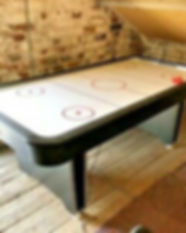 6ft-Electric-Air-Hockey-Table-Excellent-