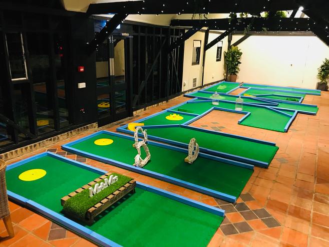 Crazy Golf Hire Barn Wedding.jpg