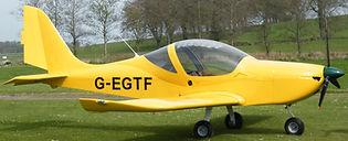 G-EGTF Eurostar EV97SL