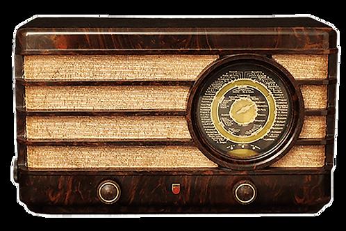 Radio vintage bluetooth - Philips 470 A
