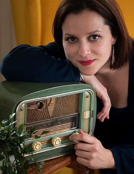 radio vintage bluetooth