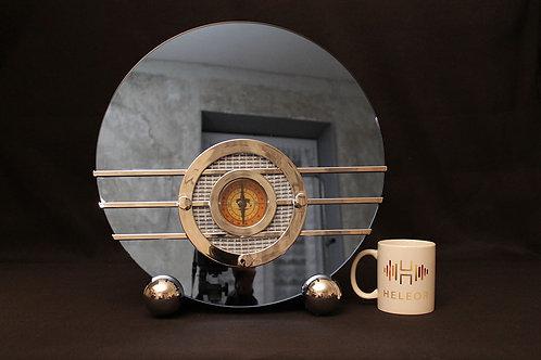 """Radio vintage Bluetooth - Réplique du """"Sparton Bluebird"""""""