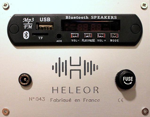 Plaque HELEOR