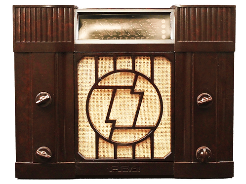 """Radio vintage Bluetooth """"ORA L636"""""""