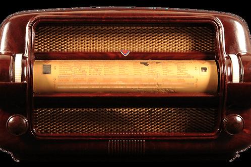"Radio vintage Bluetooth ""Clarville E610"""