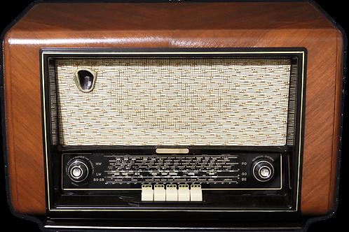 """Radio vintage Bluetooth """"Schneider Nocturne"""""""