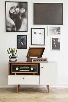 radio vintage bluetooth