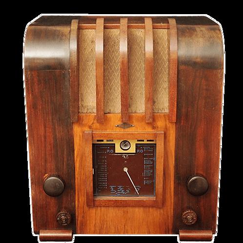 Radio vintage bluetooth - Radio Botton