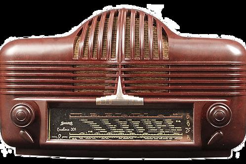 Radio vintage bluetooth - Sonora - Excellence 301