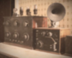 radio vintage 1920