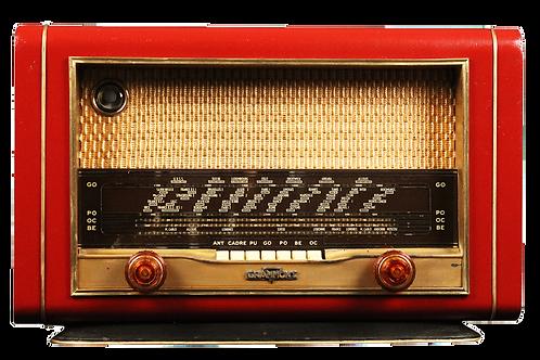 "Radio Vintage Bluetooth ""Grammont 5516"""
