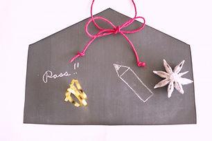 折り紙の絵馬