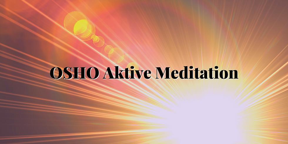 Online Meditation mit OSHO Aktiven Meditationen
