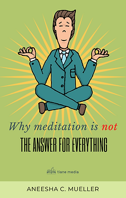 why meditation is not the answer for eve