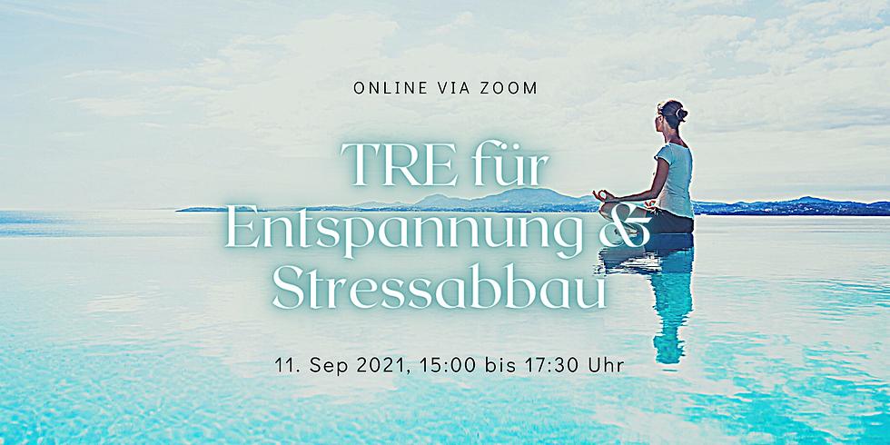 TRE für Entspannung & Stressabbau - Online Klasse für Einsteiger