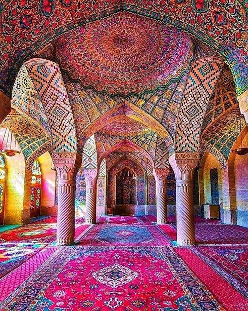 Nasir-Ol-Molk, Shiraz (Iran).jpg